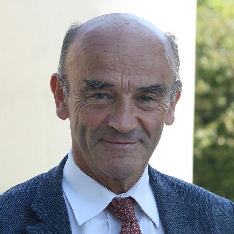 Hubert Rouy, fondateur Villa Médicis