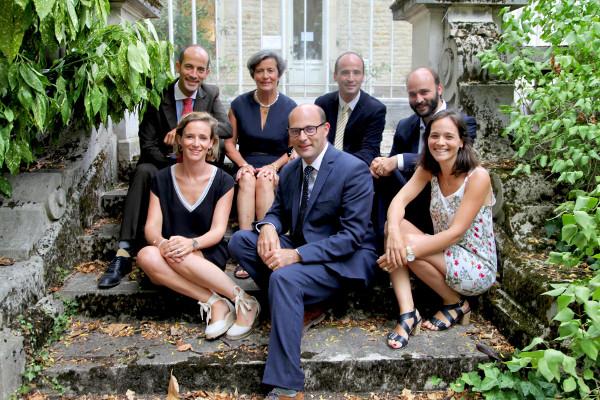 Famille Rouy, Villa Médicis une entreprise familiale