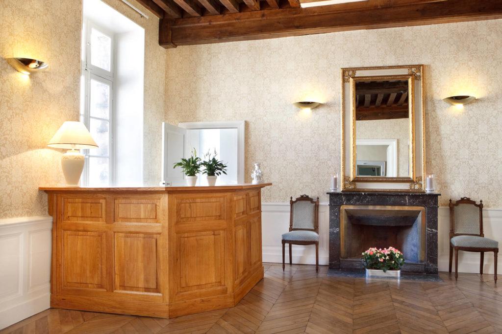 Intérieur Villa Médicis, résidence senior Autun
