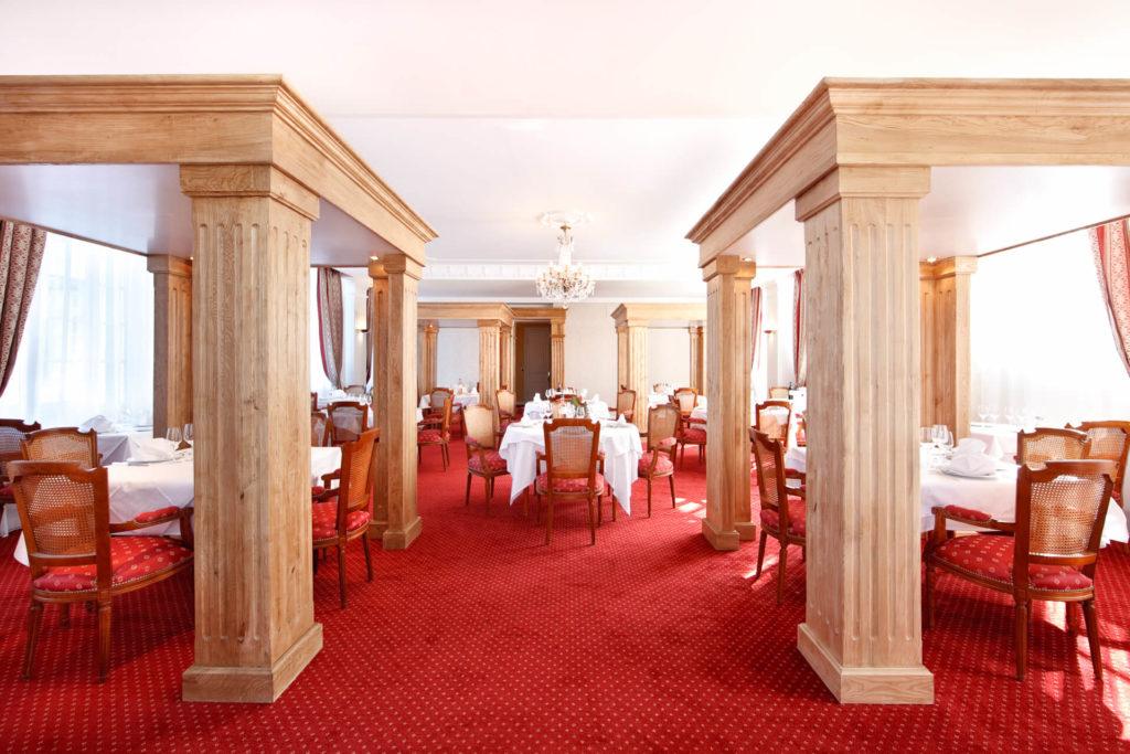 Restaurant gastronomique de la résidence senior Autun