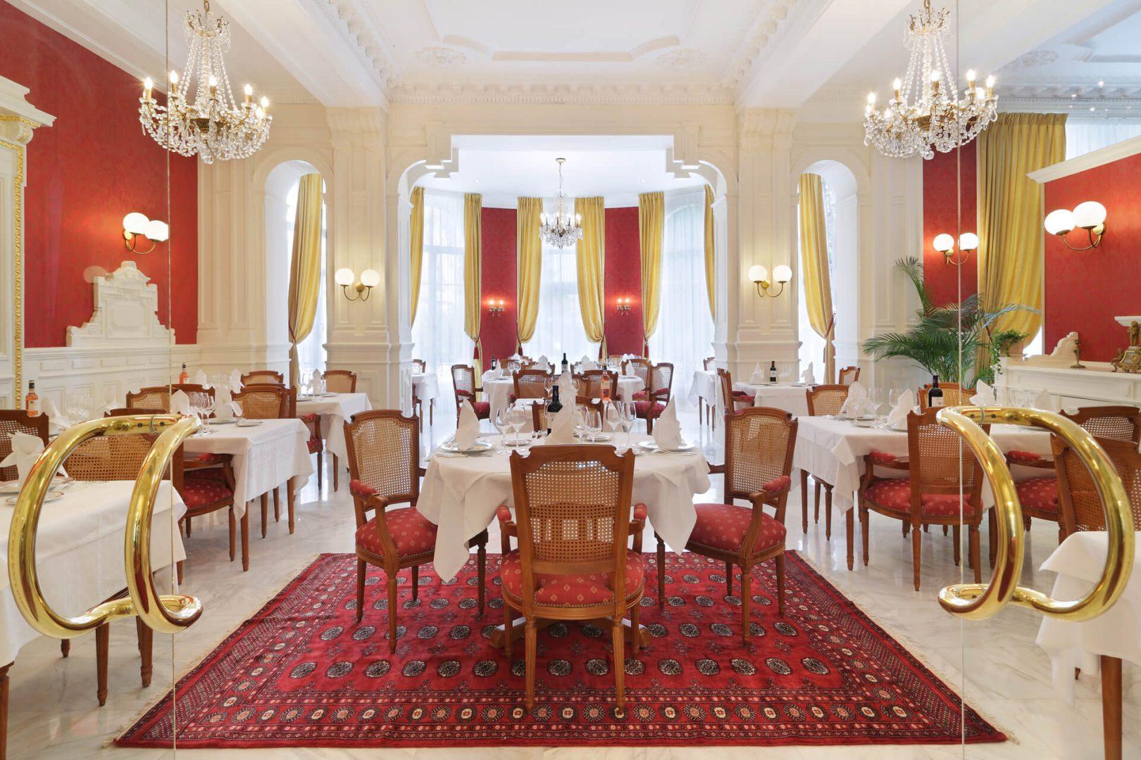 Découvrez les saveurs uniques du Restaurant Le Médicis présent dans 9 Villes de France