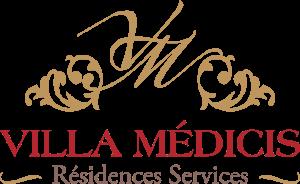 Logo des résidences senior Villa Médicis