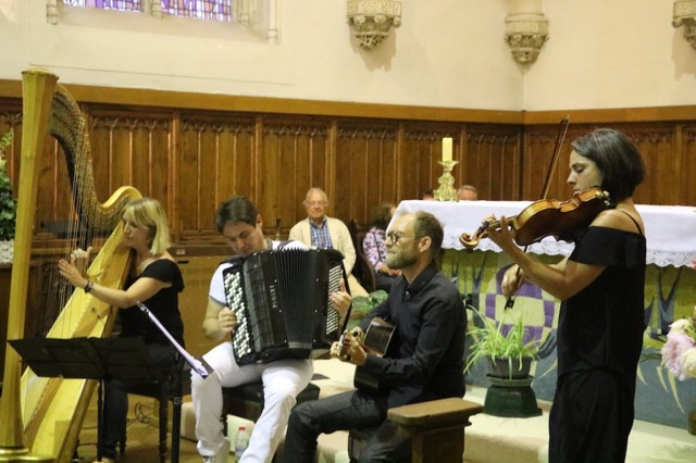 Concert Résidence Seniors à Autun