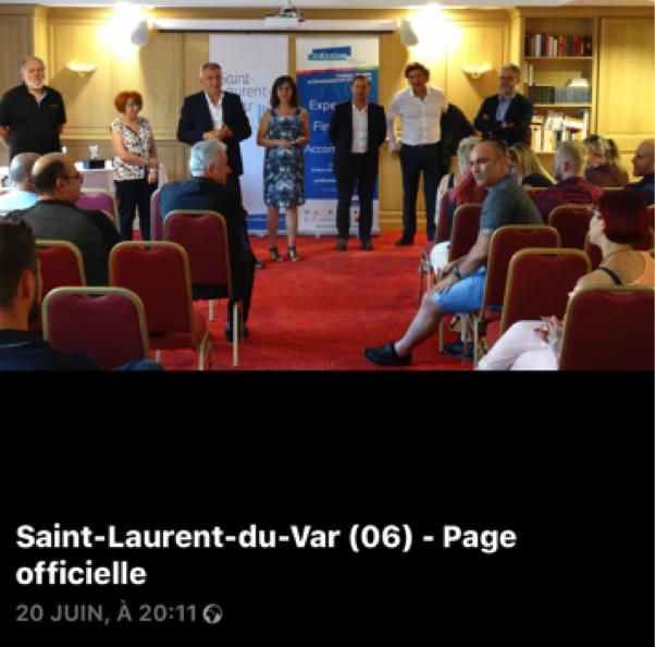 Résidence Séniors à Nice Saint-Laurent-du-Var - Entrepreneurs