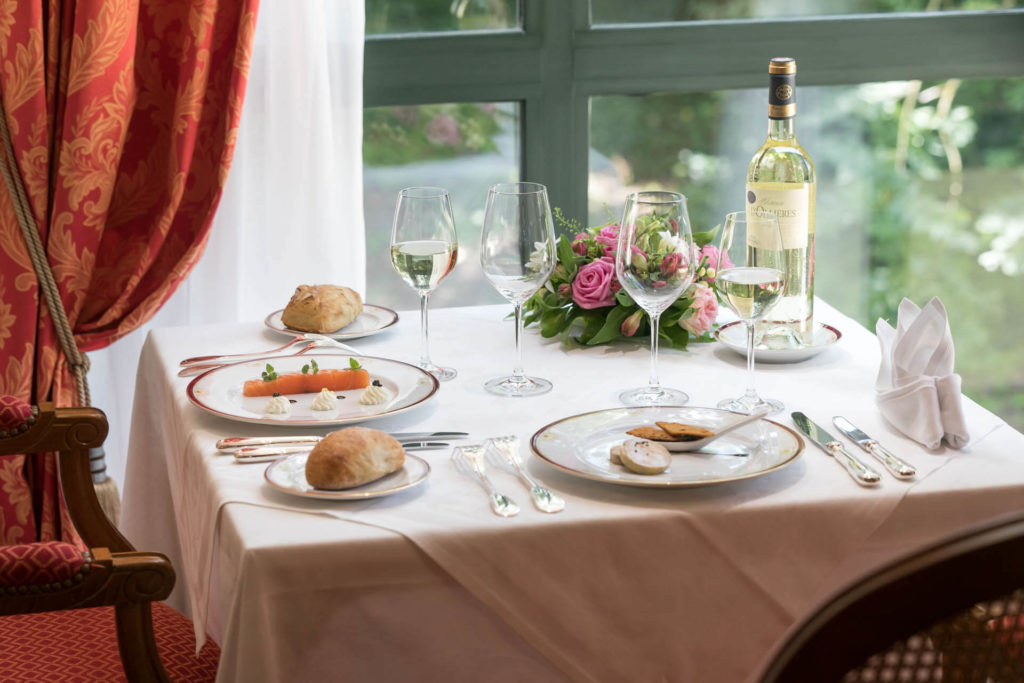 Restaurant Villa Médicis Dijon