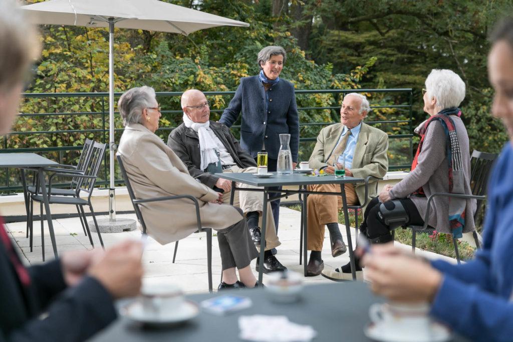 Résidences pour personnes âgées, des moments de qualité entre résidents