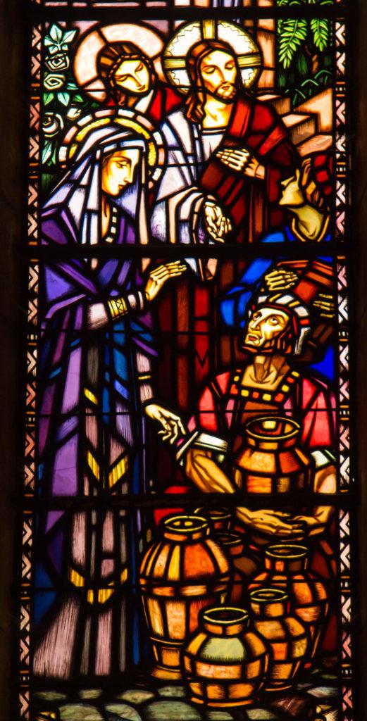 Vitraux de la Chapelle résidence senior Paray-le-Monial - Villa Médicis
