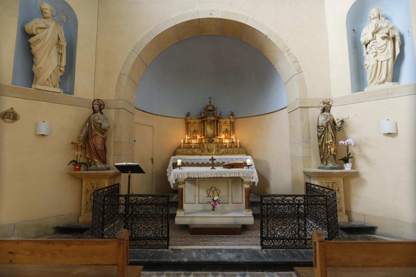 Chapelle Résidence Villa Medicis Paray Le Monial