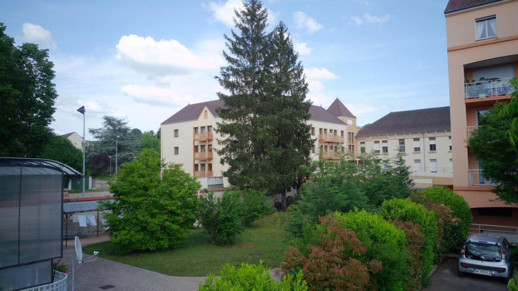 Vue extérieur de la Résidence Villa Medicis Paray Le Monial