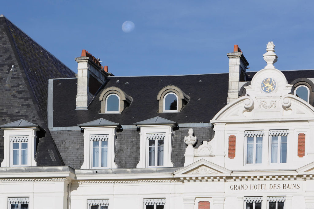Toit de la résidence senior Besançon