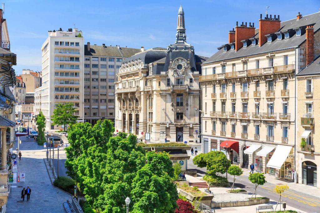 Ville de Dijon - Bureau de Poste