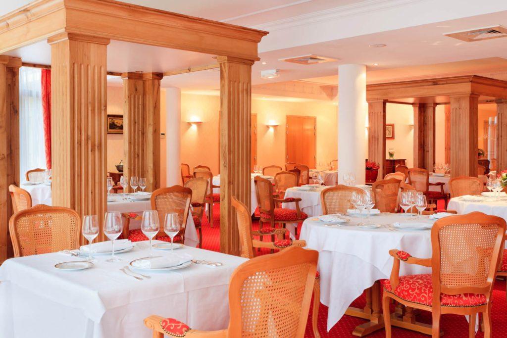 Restaurant des résidences Villa Médicis - Salle de restauration