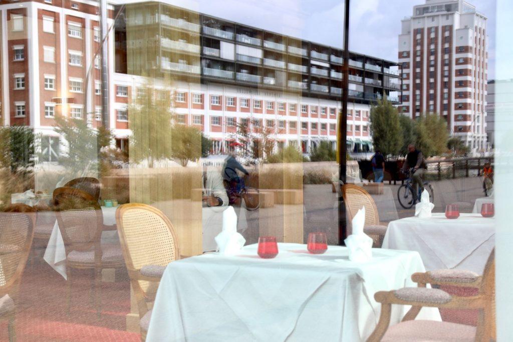 Restaurant standing de la résidence senior Trouville, Villa Medicis Trouville