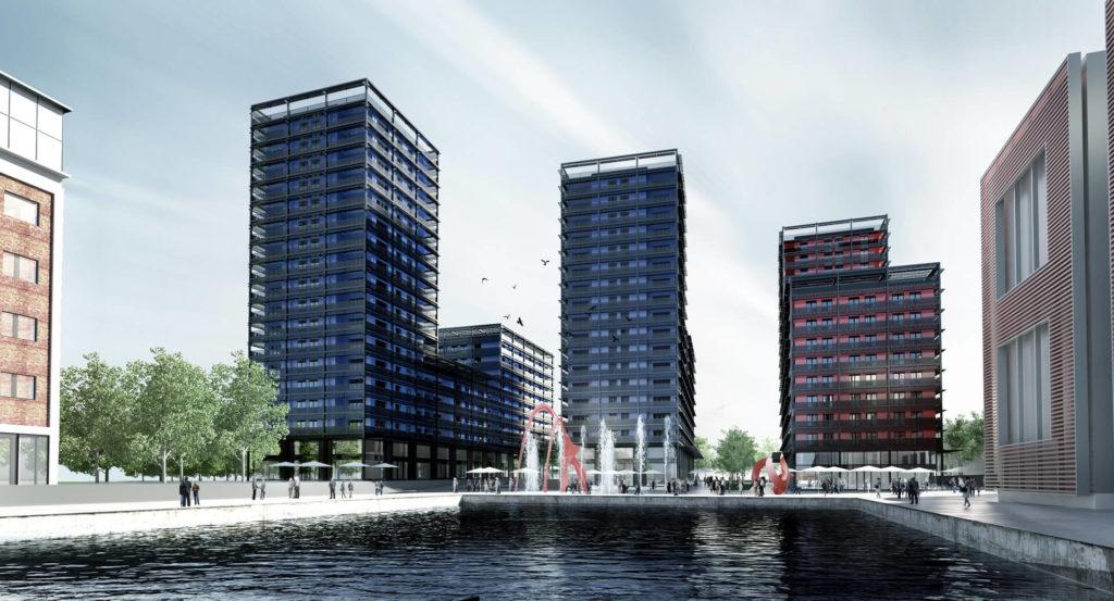 Future résidence senior Strasbourg Parvis