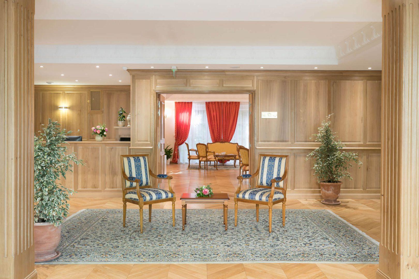 Résidence senior Dijon Villa Médicis - Intérieur de la Villa