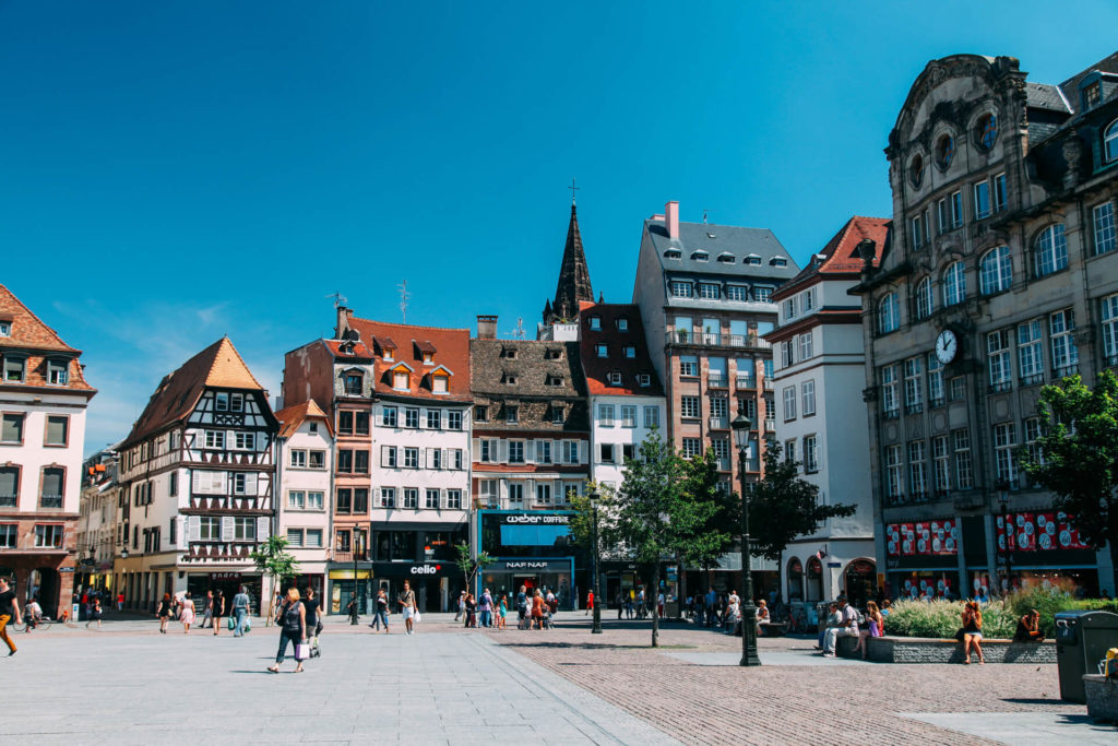 Centre-ville de Strasbourg - Résidence senior Strasbourg