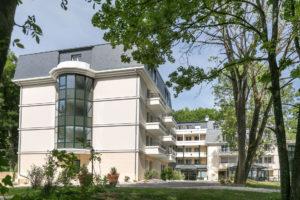 résidence sénior Bourgogne, la Villa Médicis Dijon
